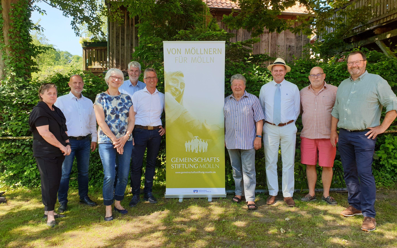 """Die Stiftung """"Chancengleichheit für alle"""" unterstützt das Mentorprogramm in Mölln"""